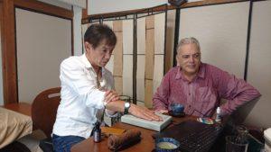 【京都】コラボ主催でご協力頂きました「仁愛堂」にて